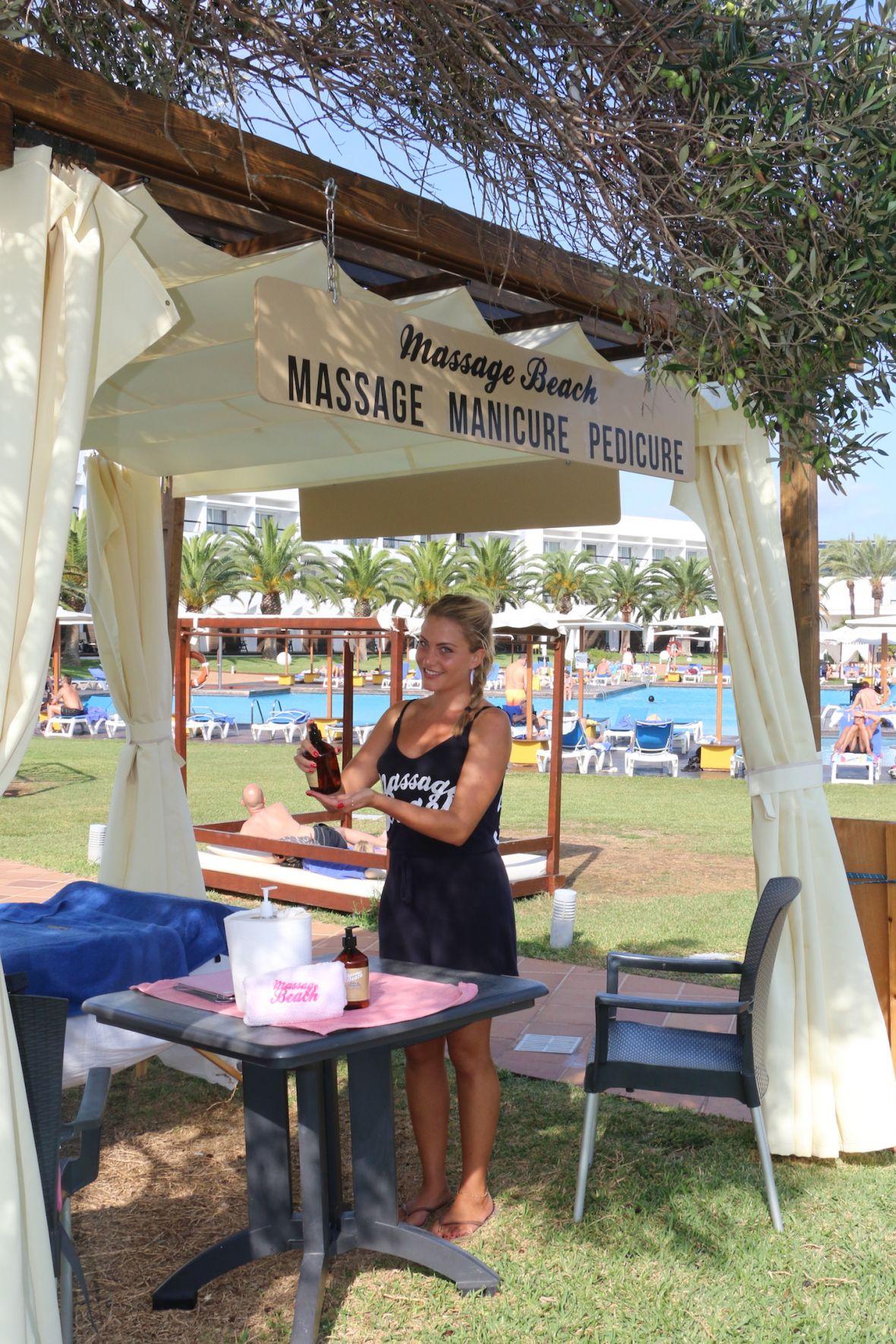 Massage and Beauty Treatment Room