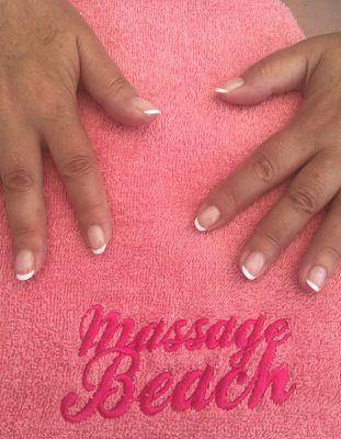 French Manicure - Ibiza Spa