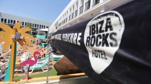 Pop-Up Treatment Area | Ibiza Rocks