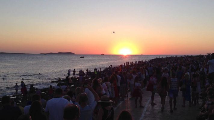 Sunset Ibiza San Antonio