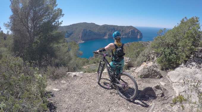 Ibiza Mountain Biking