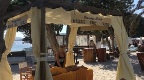 Ibiza Massage Nikki Beach