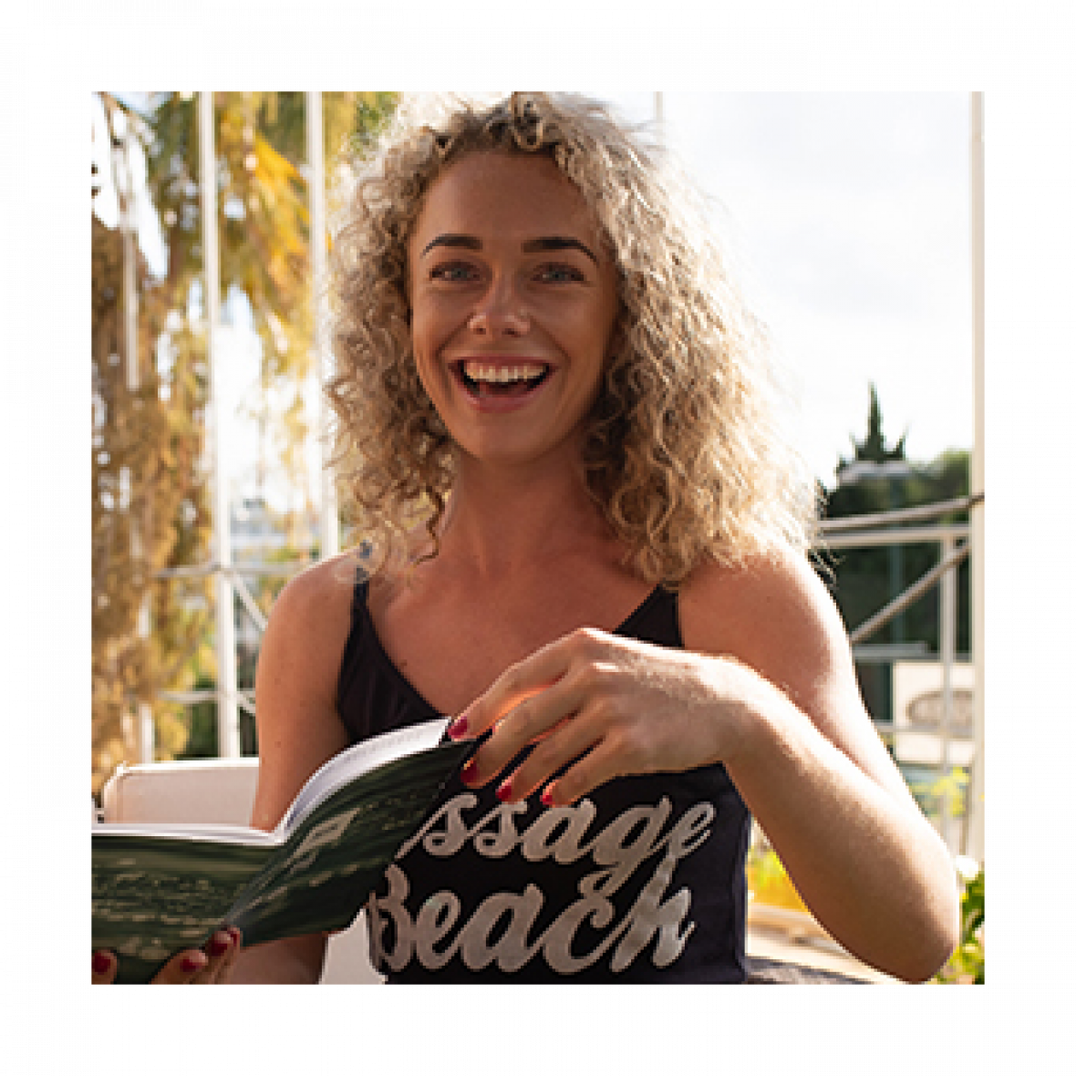 Jemma | Massage Beach Therapist