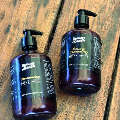 Aromatherapy Massage Oils Ibiza